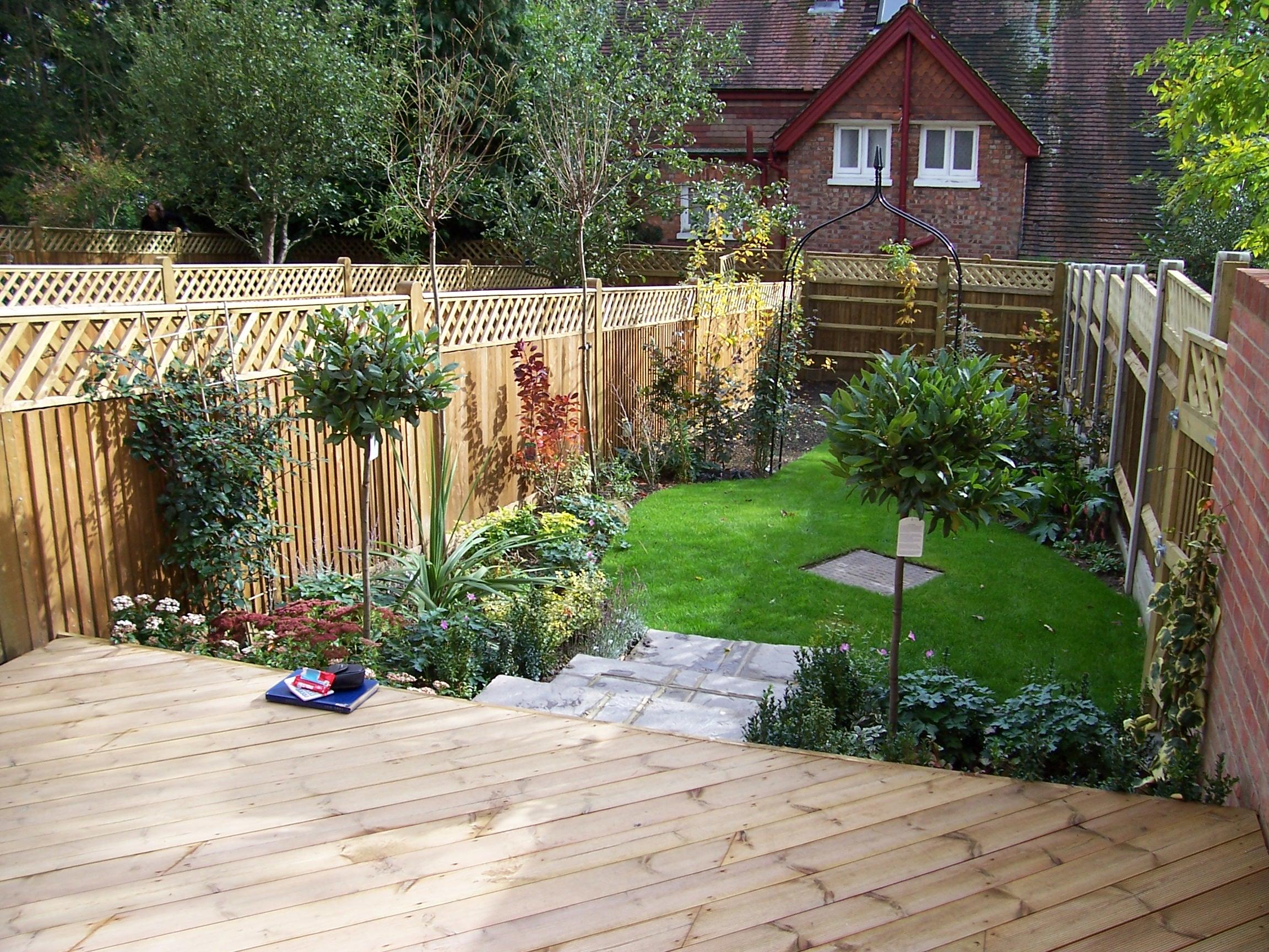 Landscape design services landscape gardening for Garden design kent